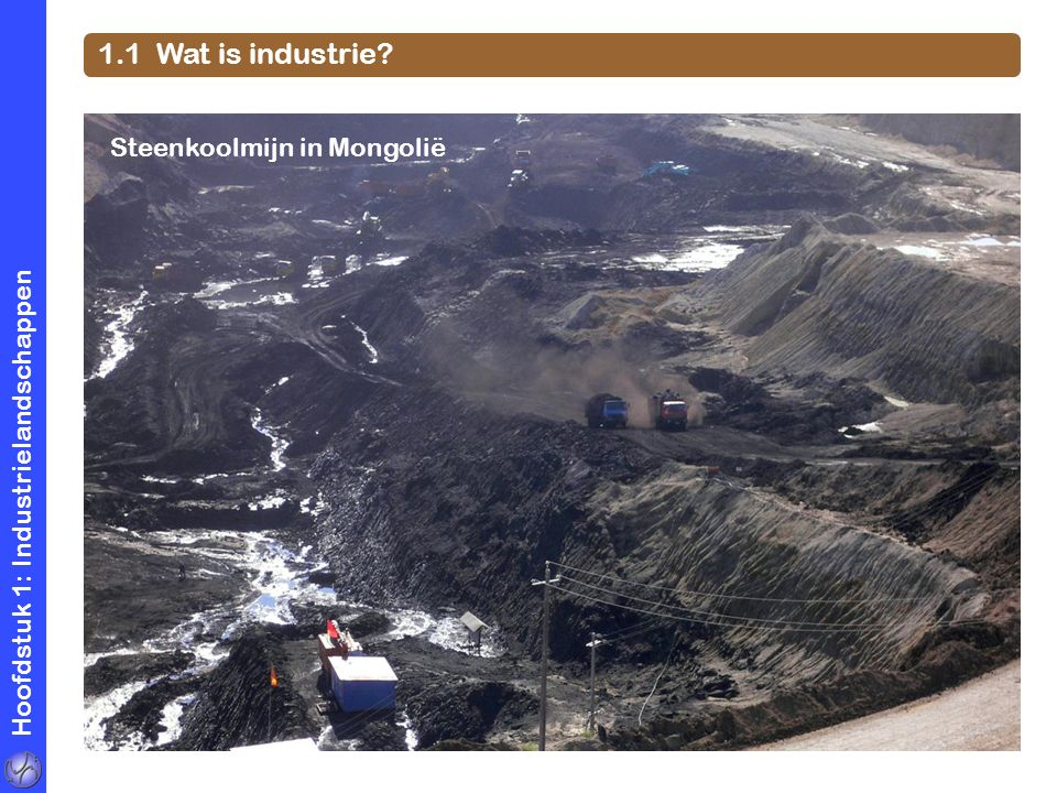 1.1 Wat is industrie Steenkoolmijn in Mongolië