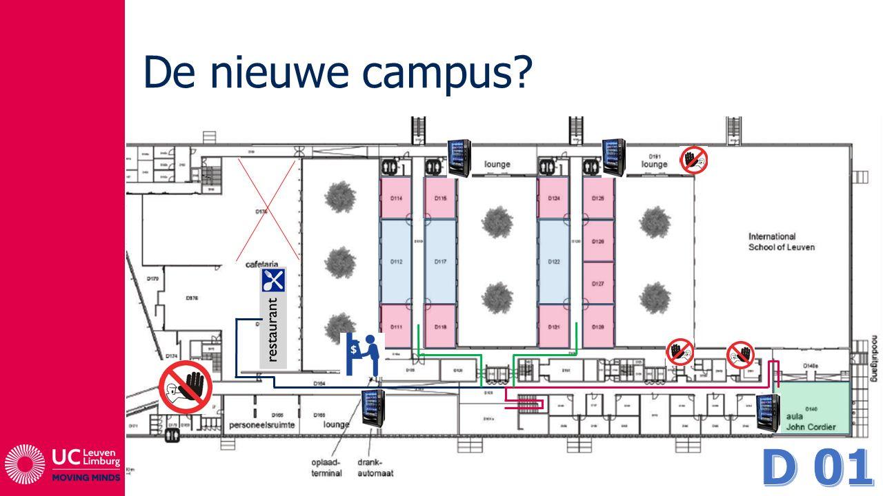 De nieuwe campus D 01