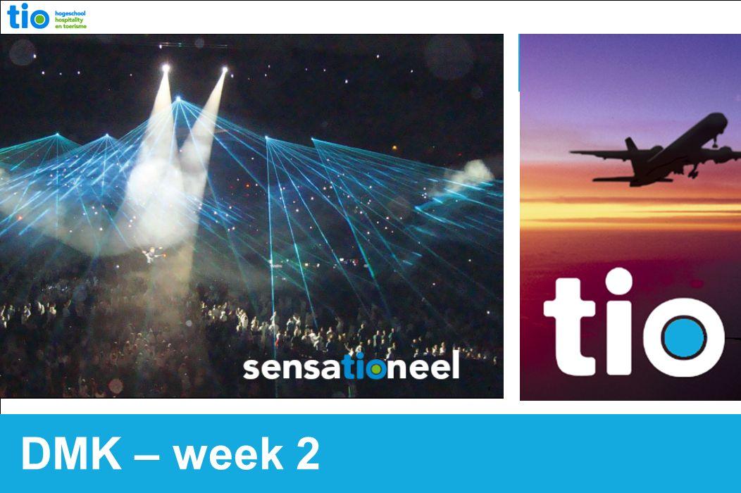 DMK – week 2