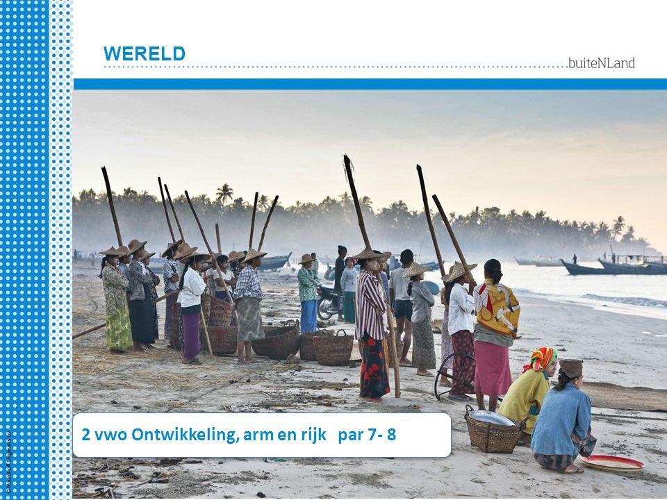 2 vwo Ontwikkeling, arm en rijk par 7- 8