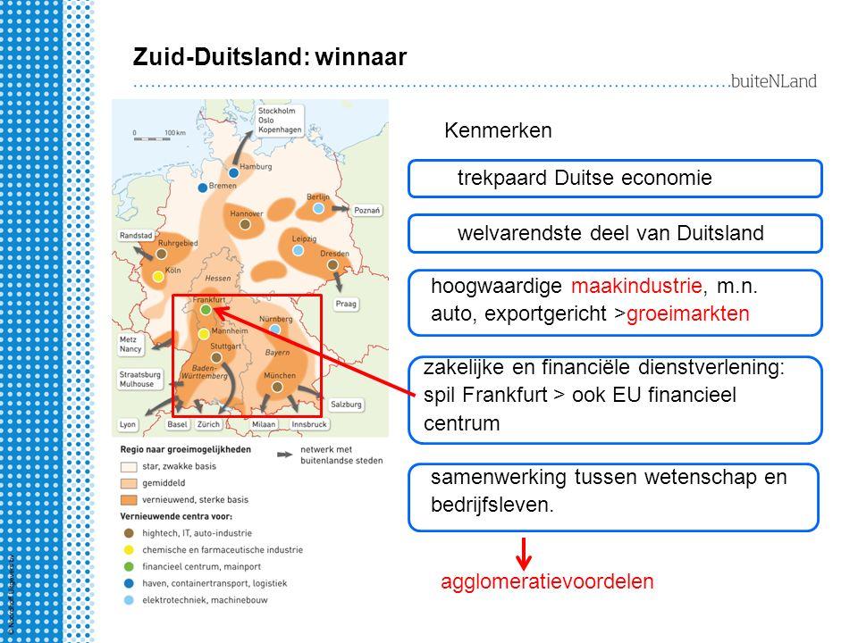 Zuid-Duitsland: winnaar