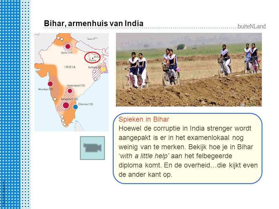 Bihar, armenhuis van India