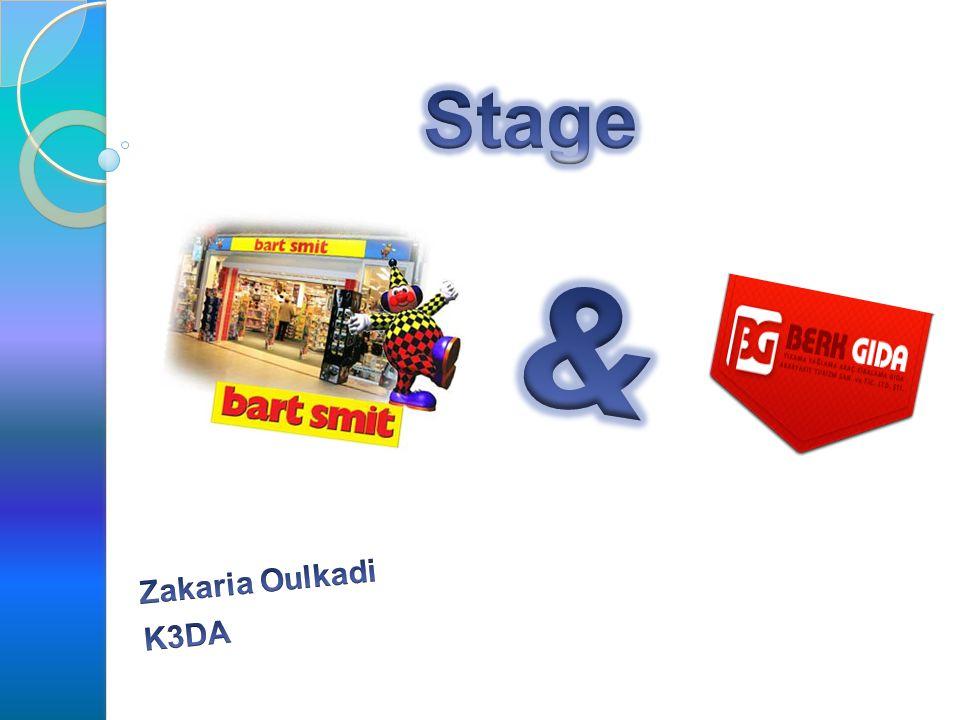Stage & Zakaria Oulkadi K3DA