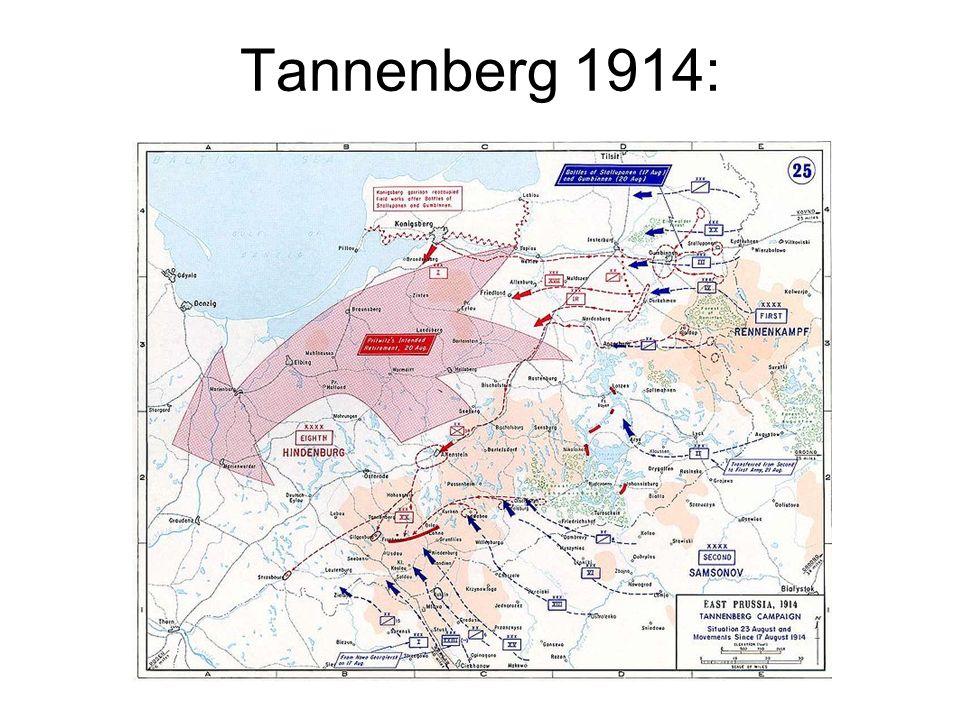 Tannenberg 1914: