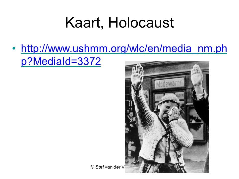 Kaart, Holocaust http://www.ushmm.org/wlc/en/media_nm.ph p MediaId=3372 © Stef van der Velden 2011