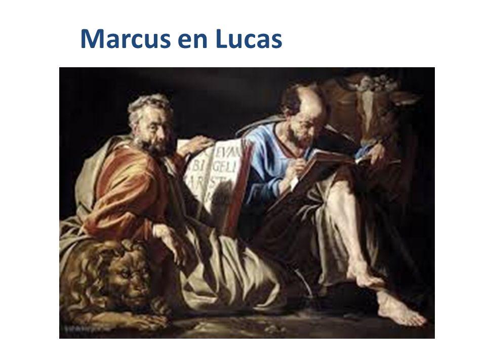 Marcus en Lucas