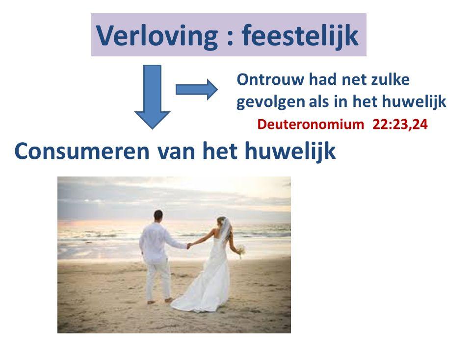 Verloving : feestelijk