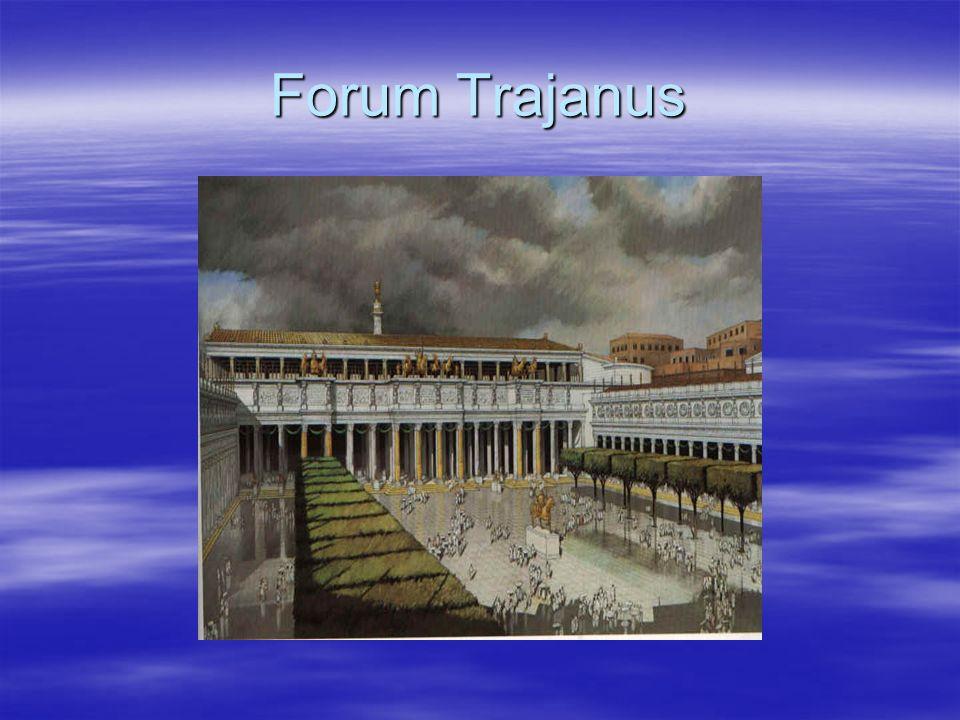 Forum Trajanus