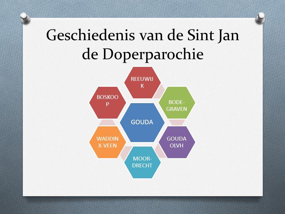 Geschiedenis van de Sint Jan de Doperparochie