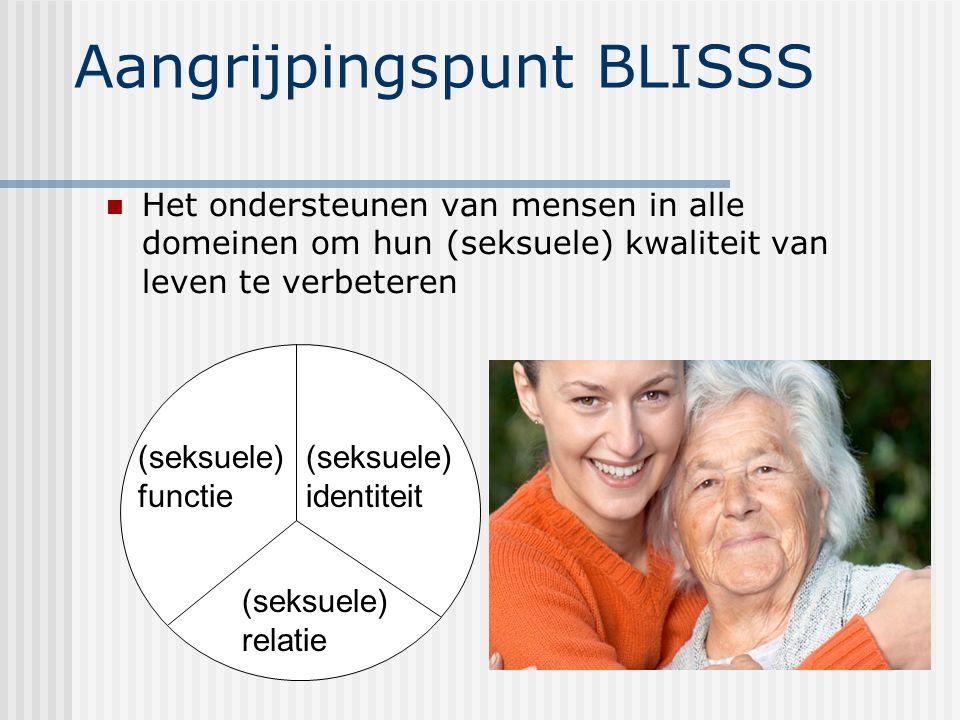 Aangrijpingspunt BLISSS