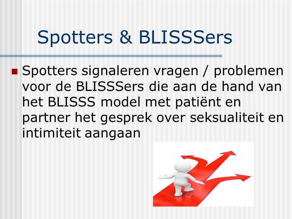 Spotters & BLISSSers