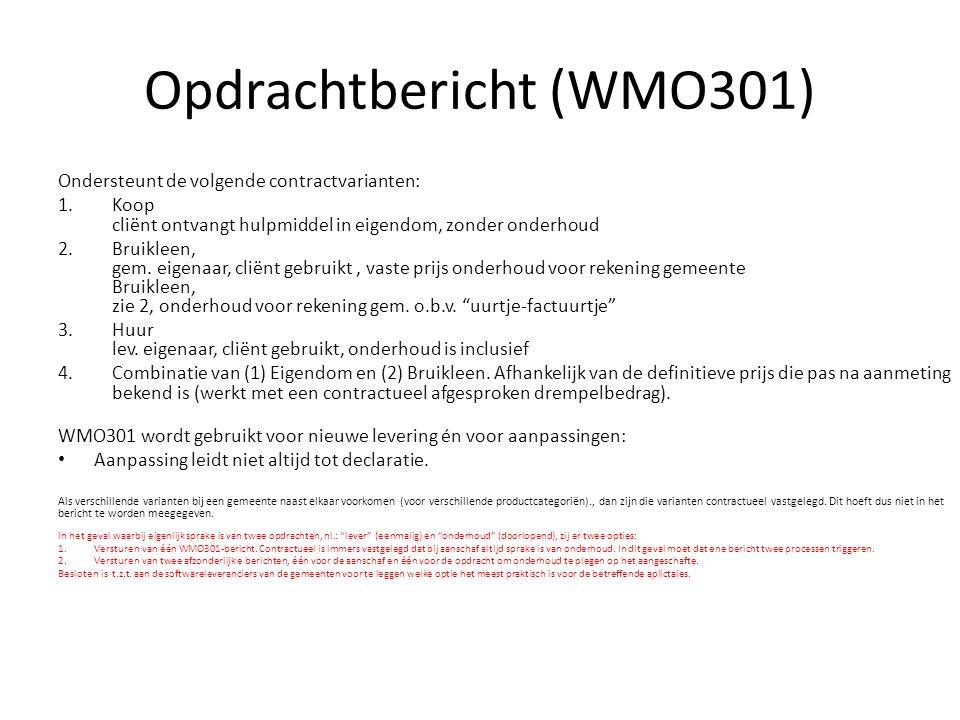 Opdrachtbericht (WMO301)