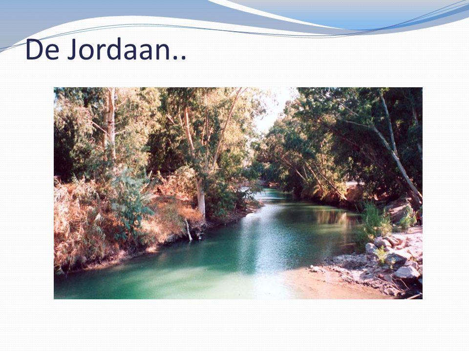 De Jordaan..