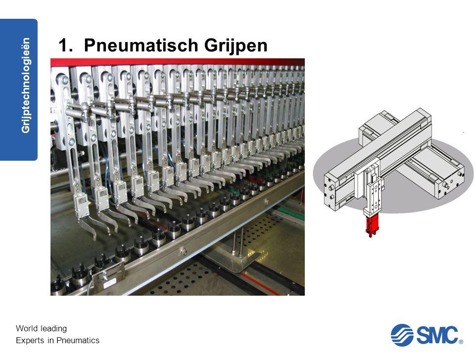 1. Pneumatisch Grijpen Grijptechnologieën