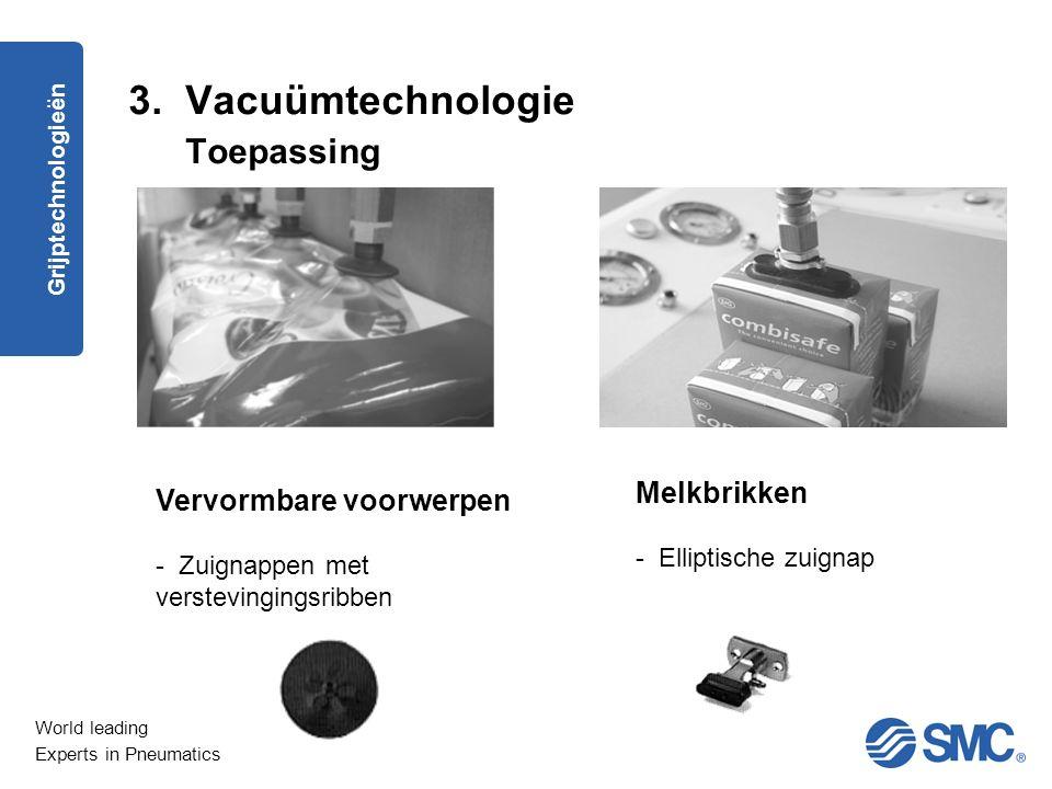 3. Vacuümtechnologie Toepassing