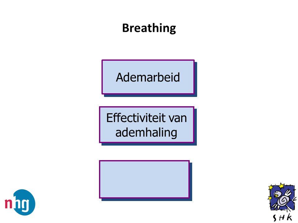 Effectiviteit van ademhaling