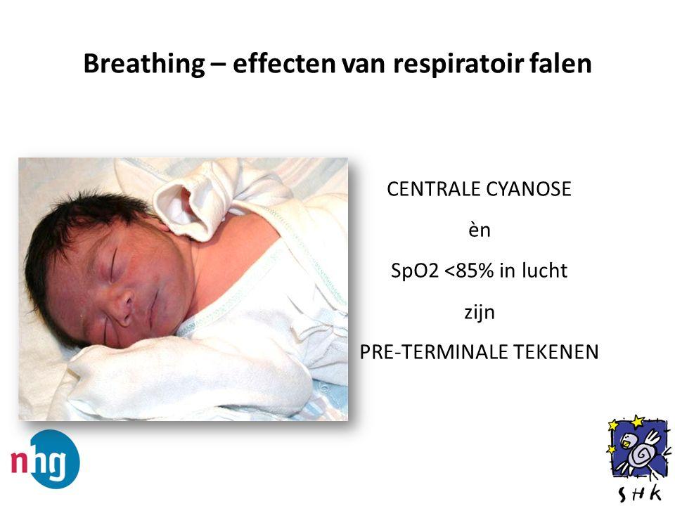 Breathing – effecten van respiratoir falen