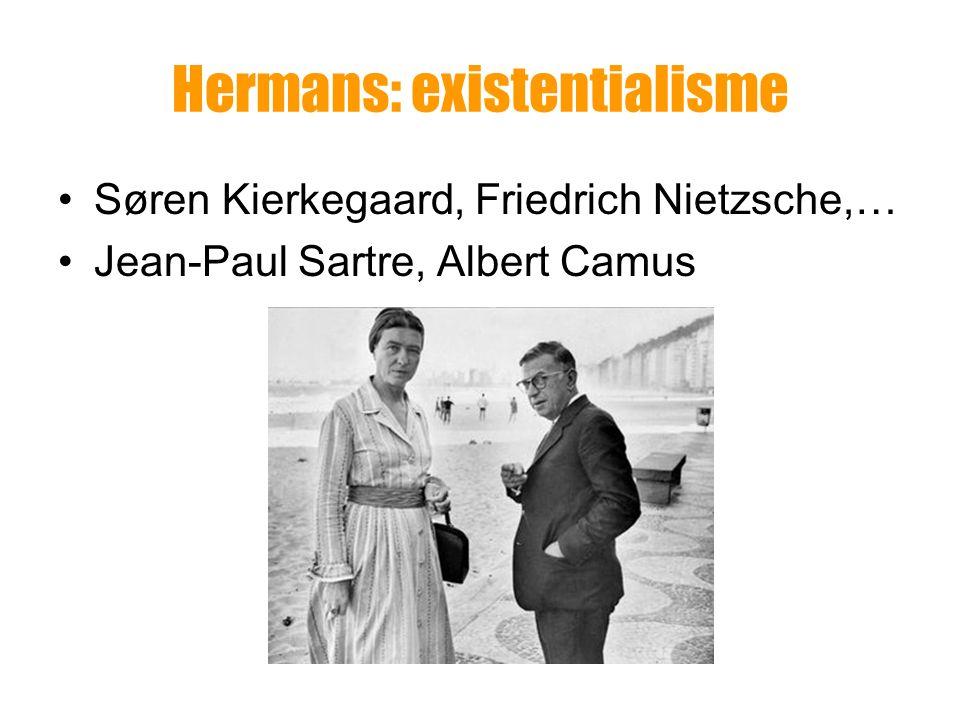 Hermans: existentialisme