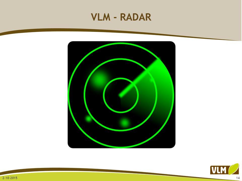 VLM - RADAR 22-4-2017