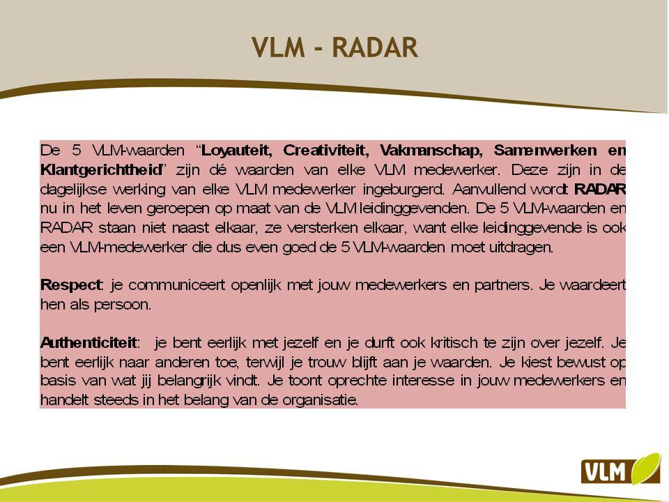 VLM - RADAR