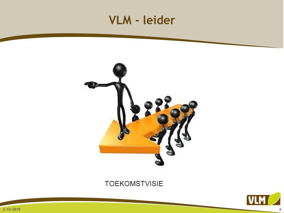 VLM - leider TOEKOMSTVISIE 22-4-2017