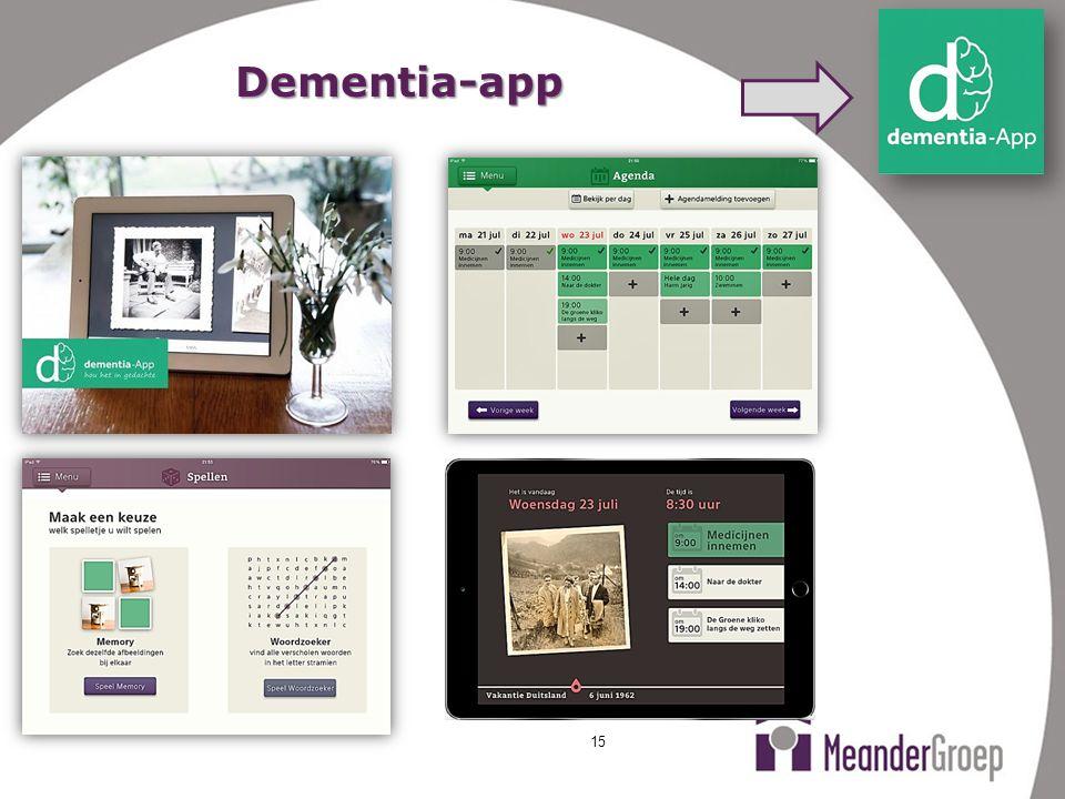 Dementia-app