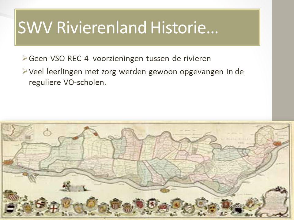 SWV Rivierenland Historie…