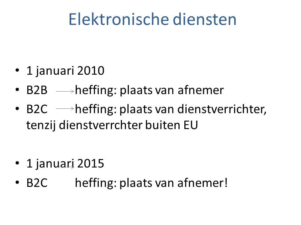 Elektronische diensten