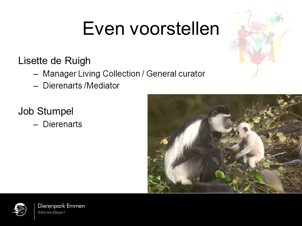 Even voorstellen Lisette de Ruigh Job Stumpel