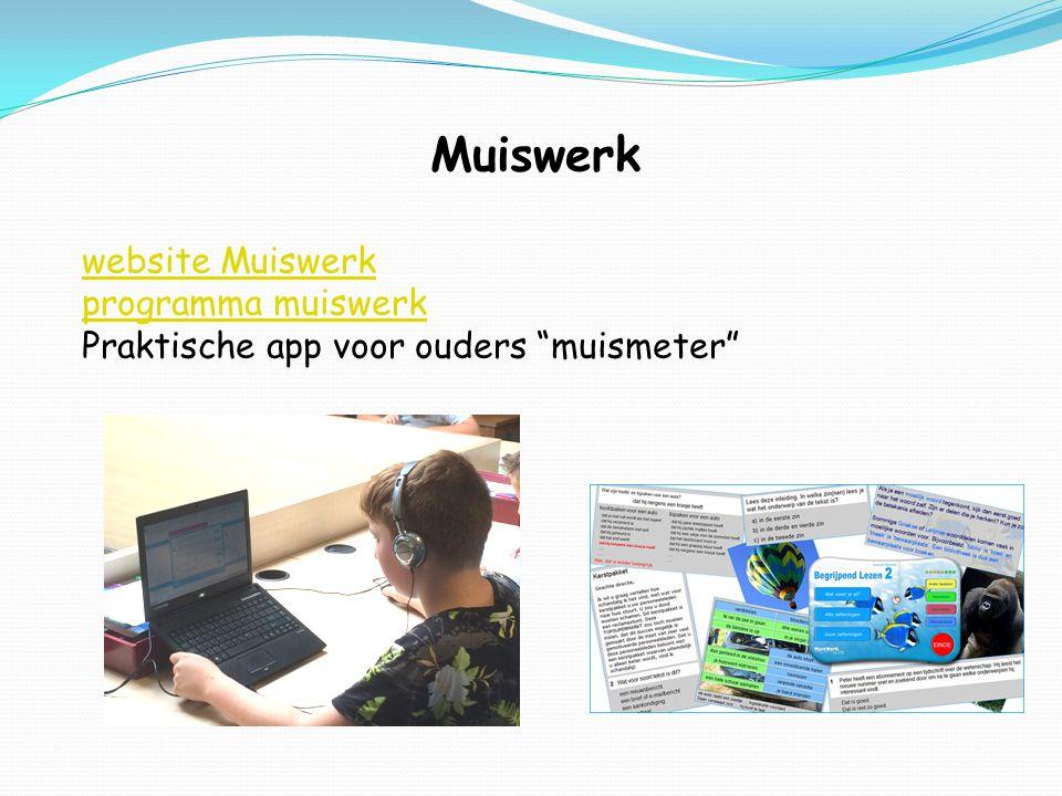 Muiswerk website Muiswerk programma muiswerk