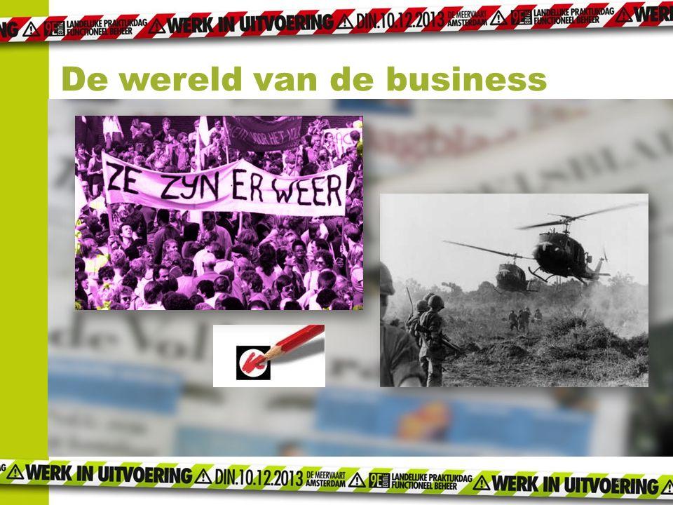 De wereld van de business