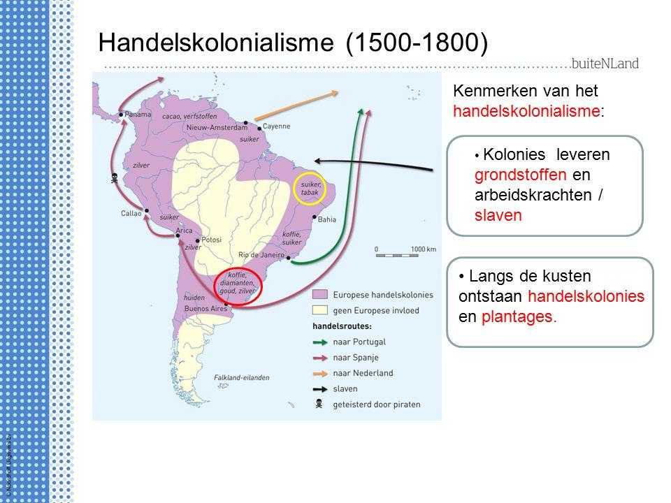 Handelskolonialisme (1500-1800)