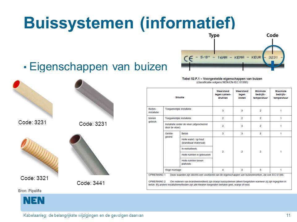 Buissystemen (informatief)