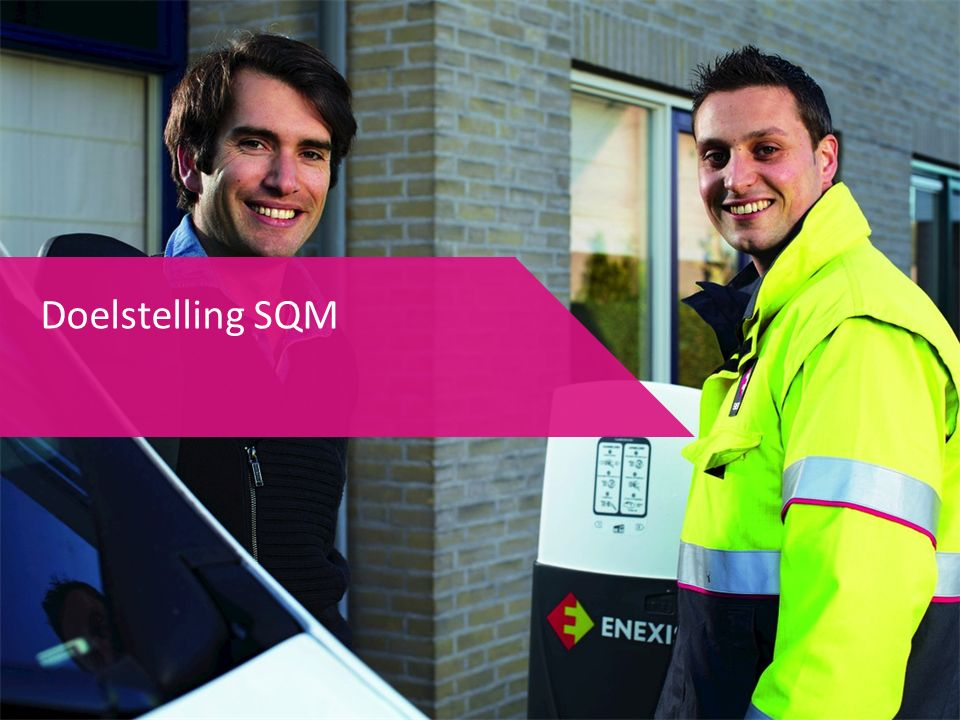 Doelstelling SQM
