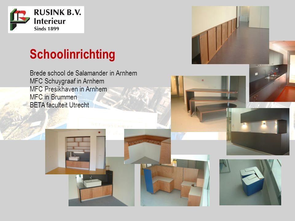 Schoolinrichting Brede school de Salamander in Arnhem
