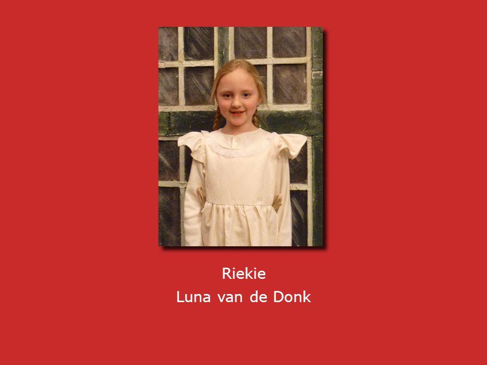 Riekie Luna van de Donk