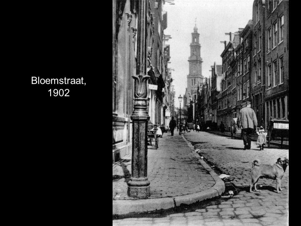 Bloemstraat, 1902