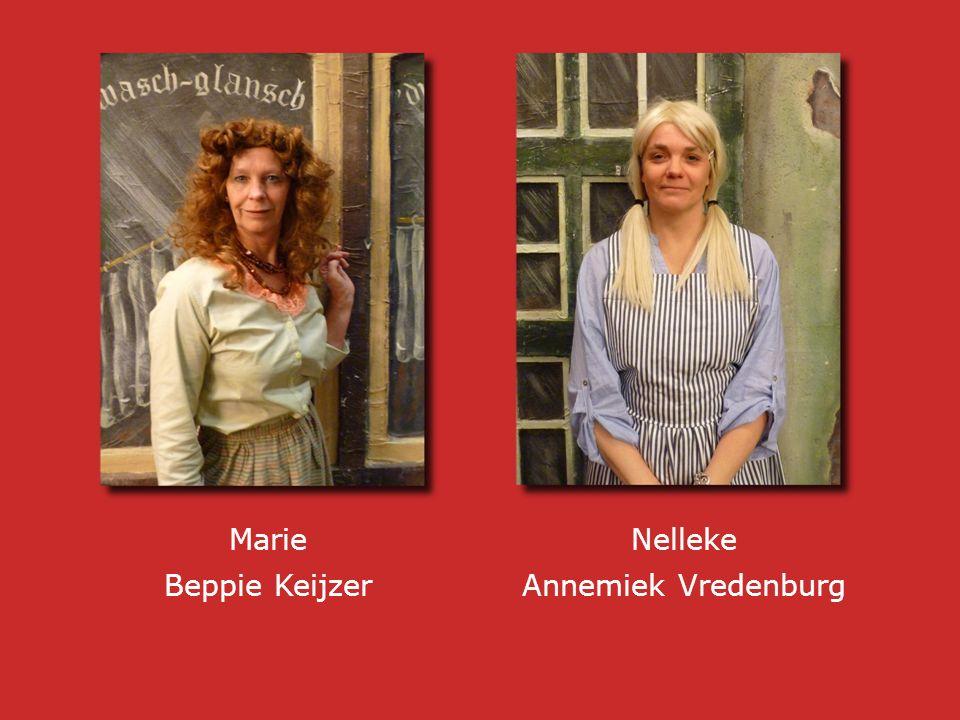 Marie Beppie Keijzer Nelleke Annemiek Vredenburg