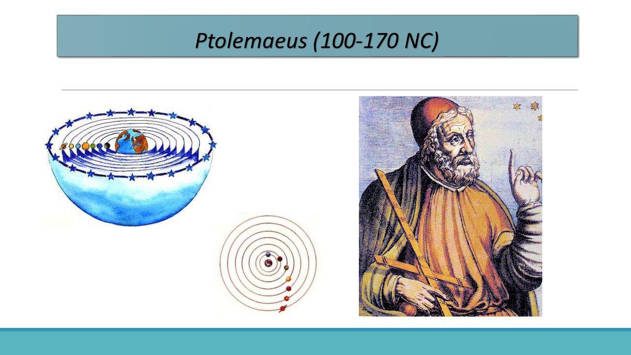Ptolemaeus (100-170 NC)