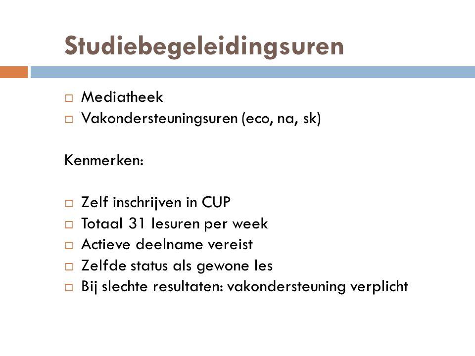 Studiebegeleidingsuren