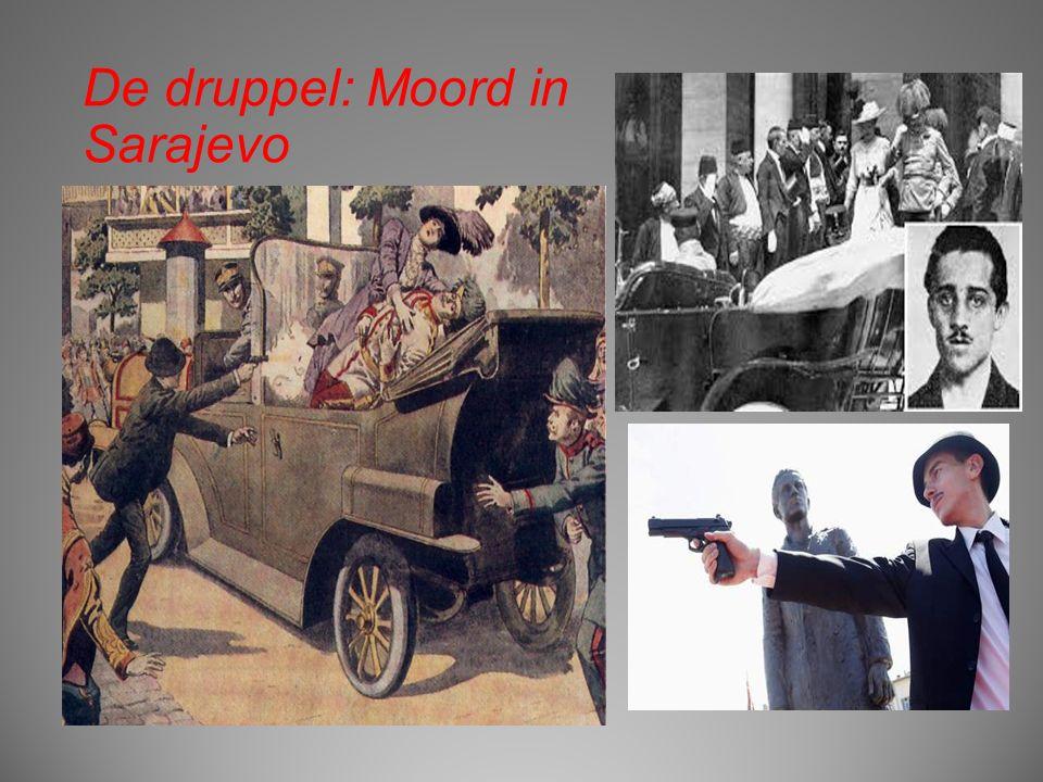 De druppel: Moord in Sarajevo