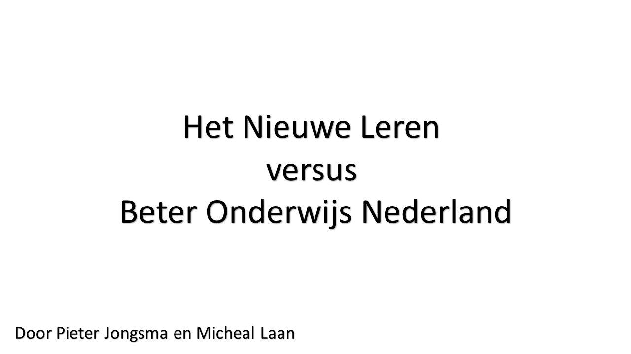 Beter Onderwijs Nederland