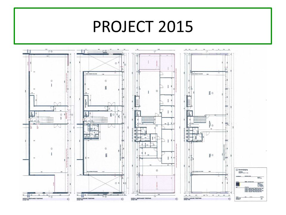 PROJECT 2015