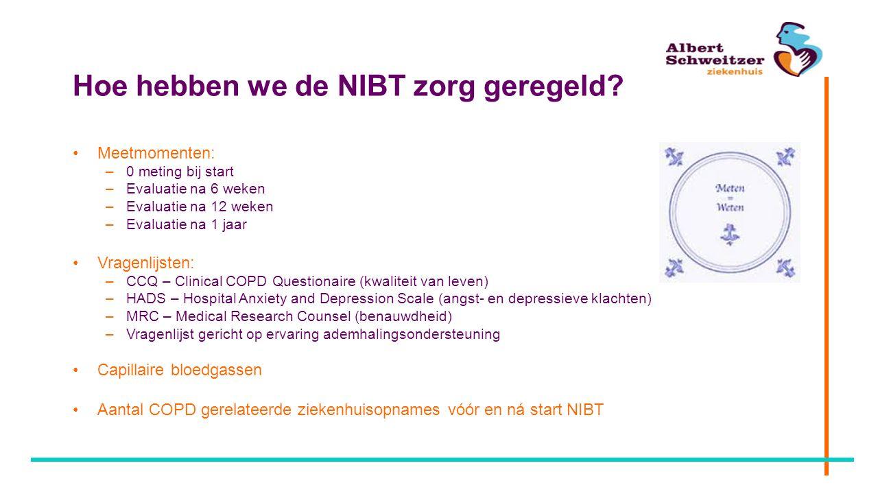 Hoe hebben we de NIBT zorg geregeld