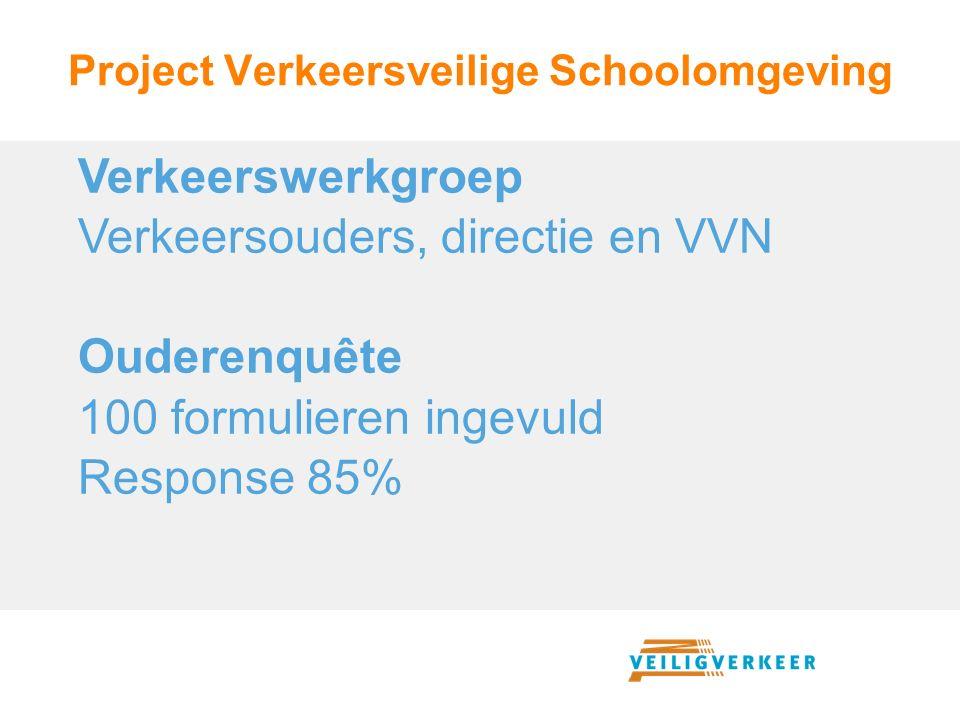 Project Verkeersveilige Schoolomgeving