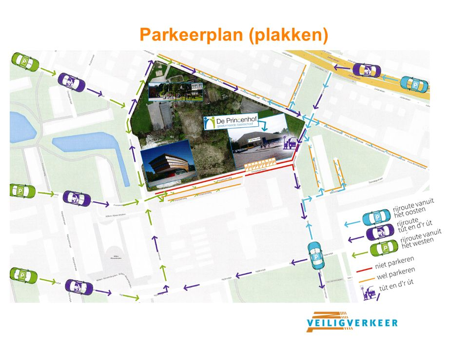 Parkeerplan (plakken)