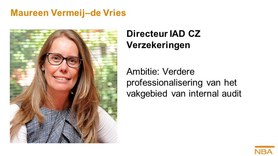 Maureen Vermeij–de Vries