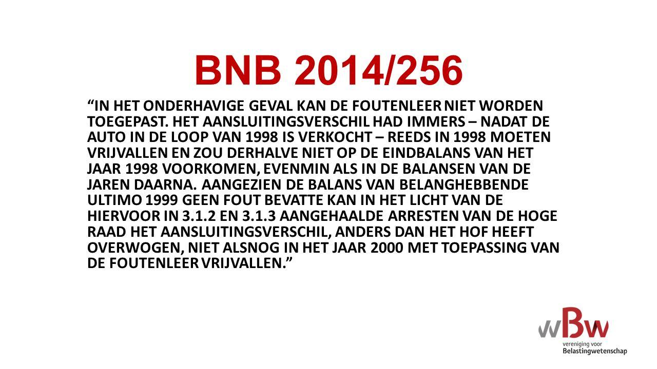 BNB 2014/256