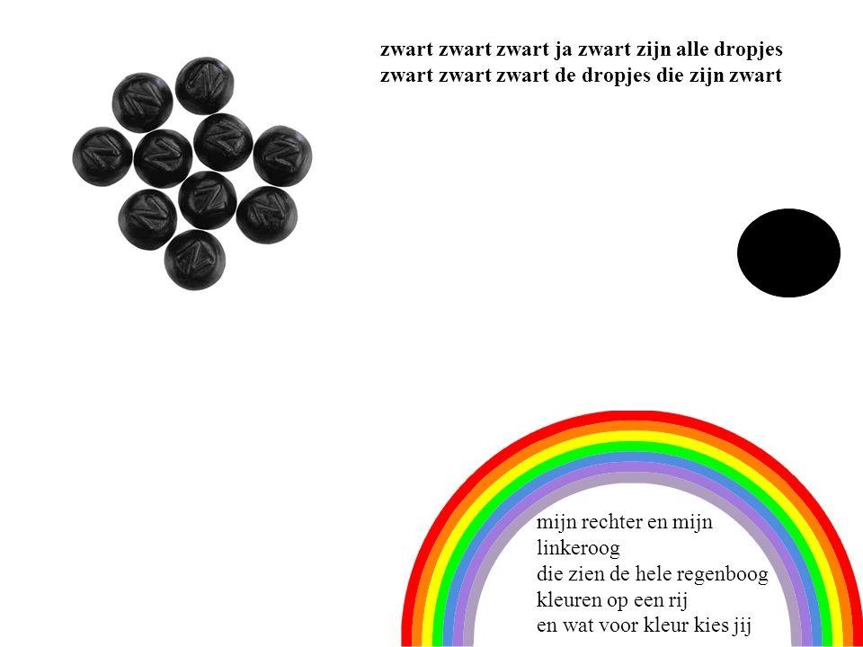 10 zwart zwart zwart ja zwart zijn alle dropjes