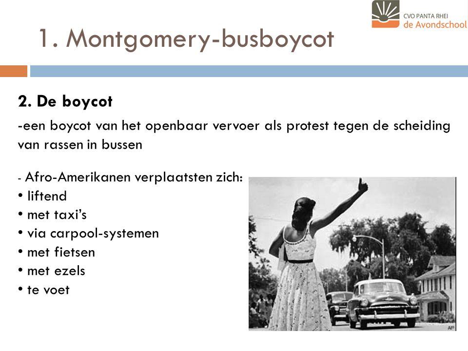1. Montgomery-busboycot